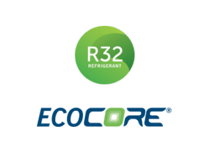 ecocore - r32 refrigerant - Daikin - All Temp Solutions - Auckland